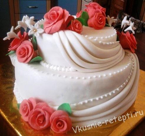 Самые проверенные рецепты - Сладкий пирог из дрожжевого ...
