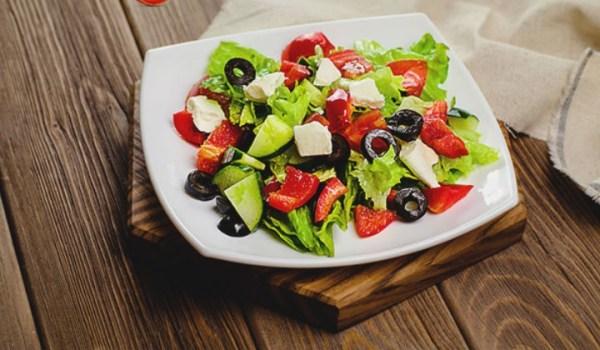 Рецепты салатов. Простые и вкусные салаты на скорую руку с ...