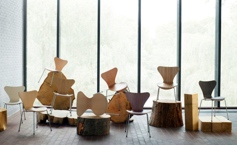 The Series 7 Chair via Hive Modern