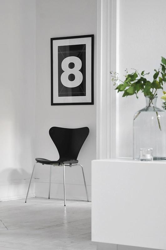 The Series 7 Chair via Pinterest