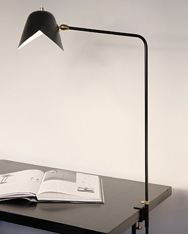 Desklamp by Serge Mouille