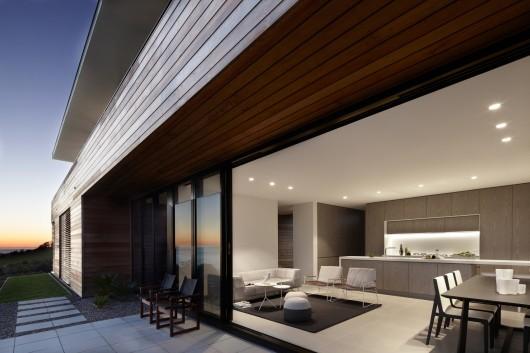 Blackpool House by Glamuzina Paterson Architects, New Zealand via Desire to Inspire