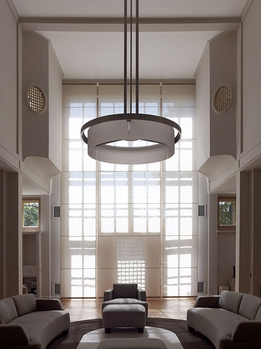 Villa Schwob interior