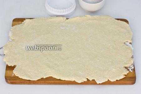 Эчпочмак печенье творожное рецепт