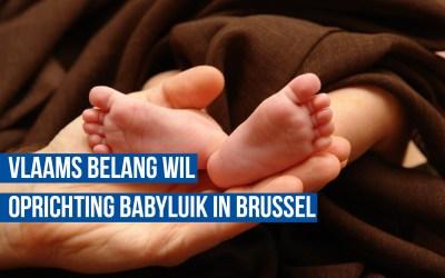 Na kortzichtig verbod gemeente Evere: Vlaams Belang wil oprichting babyluik in Brussel