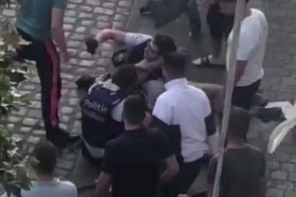 Vlaams Belang eist grondig plan van aanpak na nieuwe beelden van geweld tegen politie