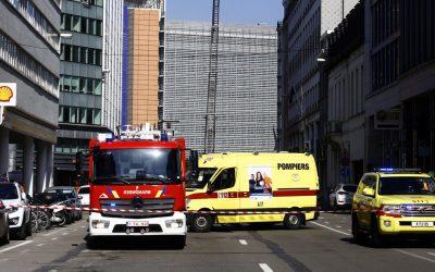 """Vlaams Belang: """"Dit is een stadsguerrilla tegen hulpdiensten Brussel"""""""