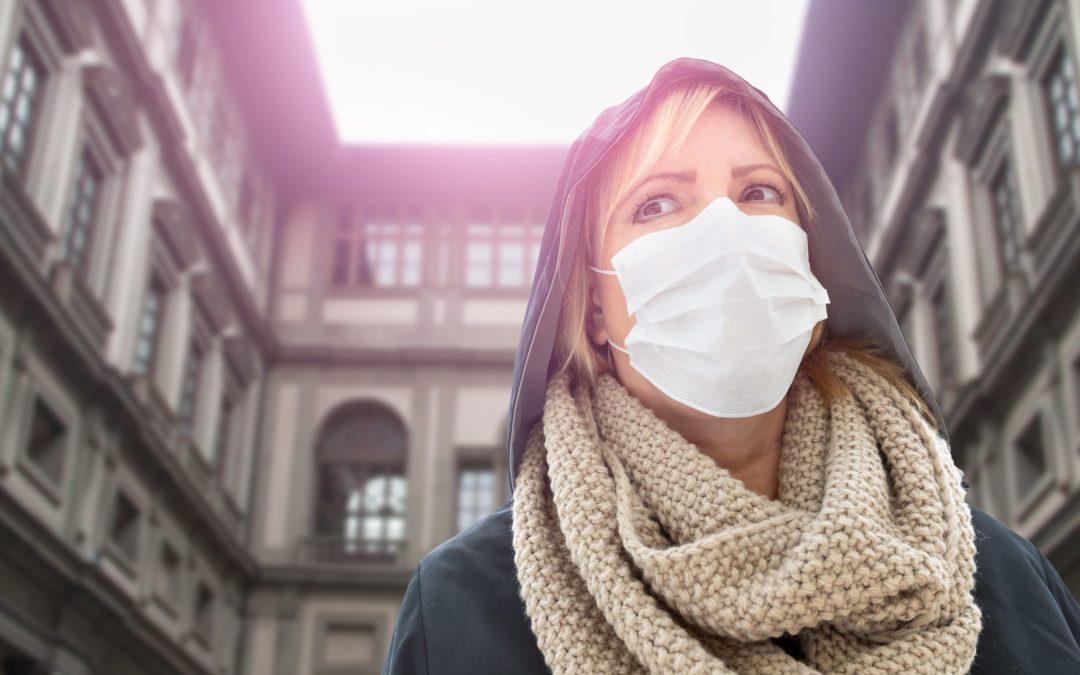 """Mondmaskerplicht in heel Brussel: """"een hellend vlak"""" volgens het Vlaams Belang"""