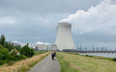 """""""Sloop taboe rond nieuwe kerncentrales"""""""