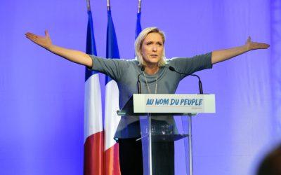 Communiqué de presse – 23 avril 2017: Le Vlaams Belang félicite Marine Le Pen