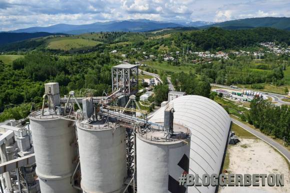 VIDEO Vizita bloggerilor la fabrica HOLCIM #bloggerbeton #salutHolcim