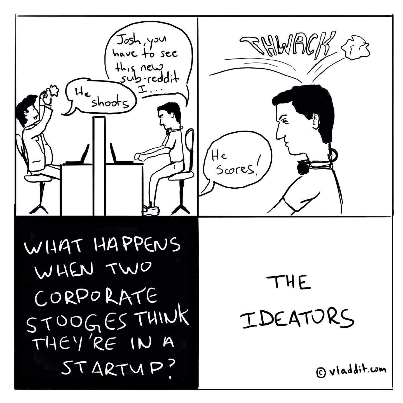 The Ideators #1