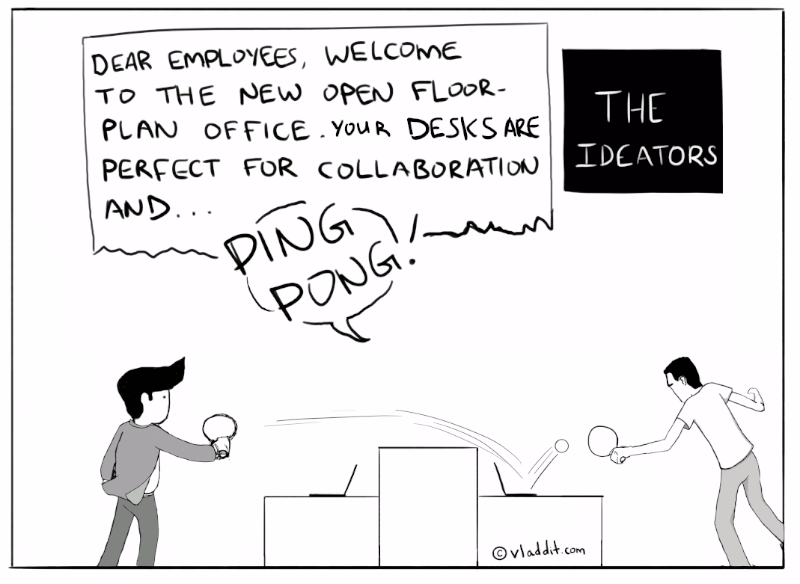 Ideators #4 – Open Floor Plan