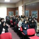Председник општине Владимирци Милорад Милинковић честитао 8. Март