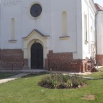 Реконструкција цркве у Меховинама