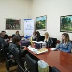 Одржан састанак пројектног тима на пројекту који се спроводи у оквиру Exchange 5 програма