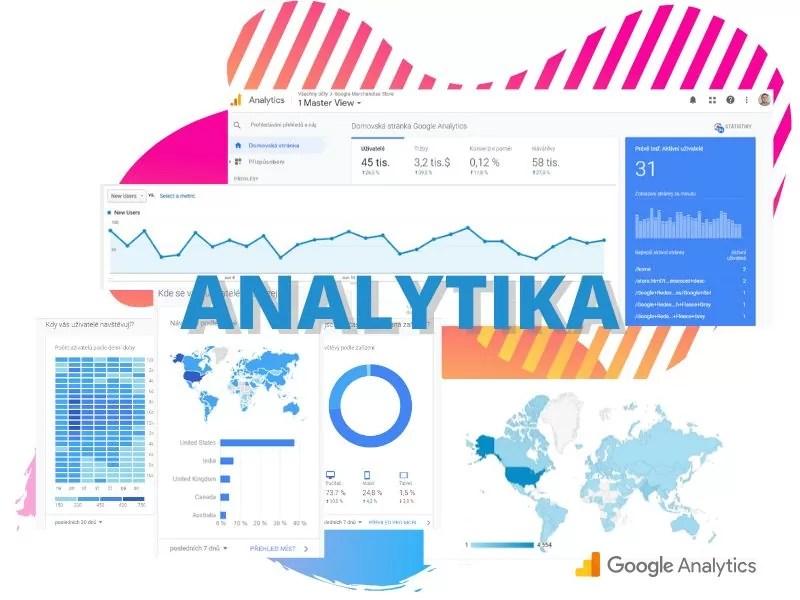 moje služby analytika