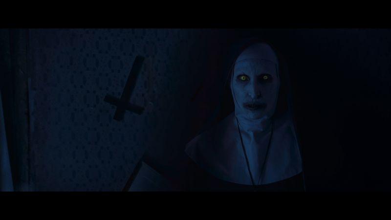 Monashka iz filma Zaklyatie 2