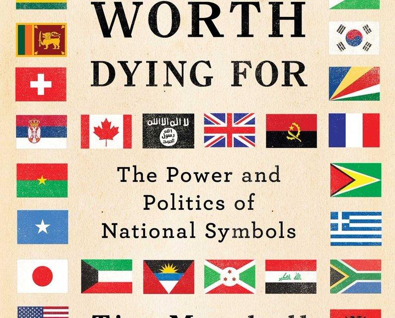 "Nieuw boek over vlaggen: ""A flag worth dying for"""