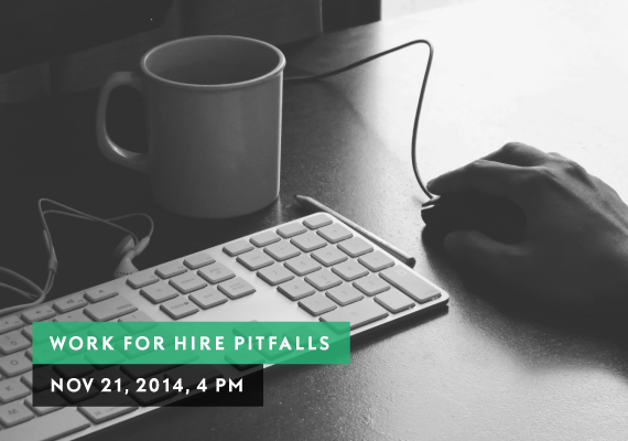 WORK FOR HIRE, NOV 21, 2014