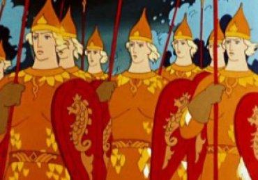Петр Первый и 33 богатыря будут открывать Олимпиаду в 2014 ...