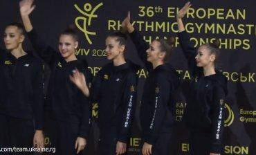 Сборная Украины завоевала «золото» и «серебро» на ...