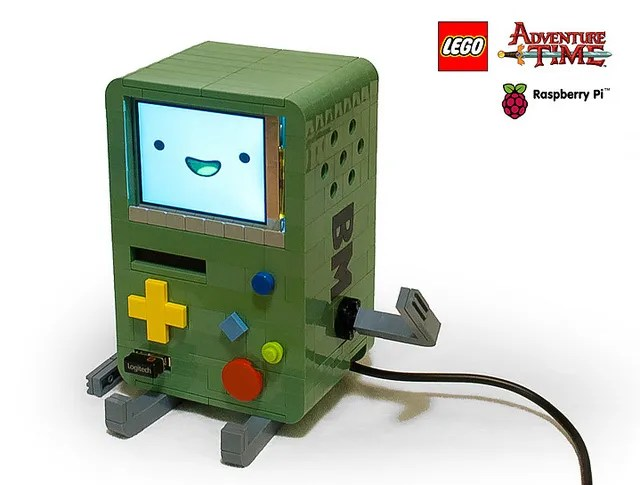 LEGO Adventure Time BMO #1 - Michael Thomas