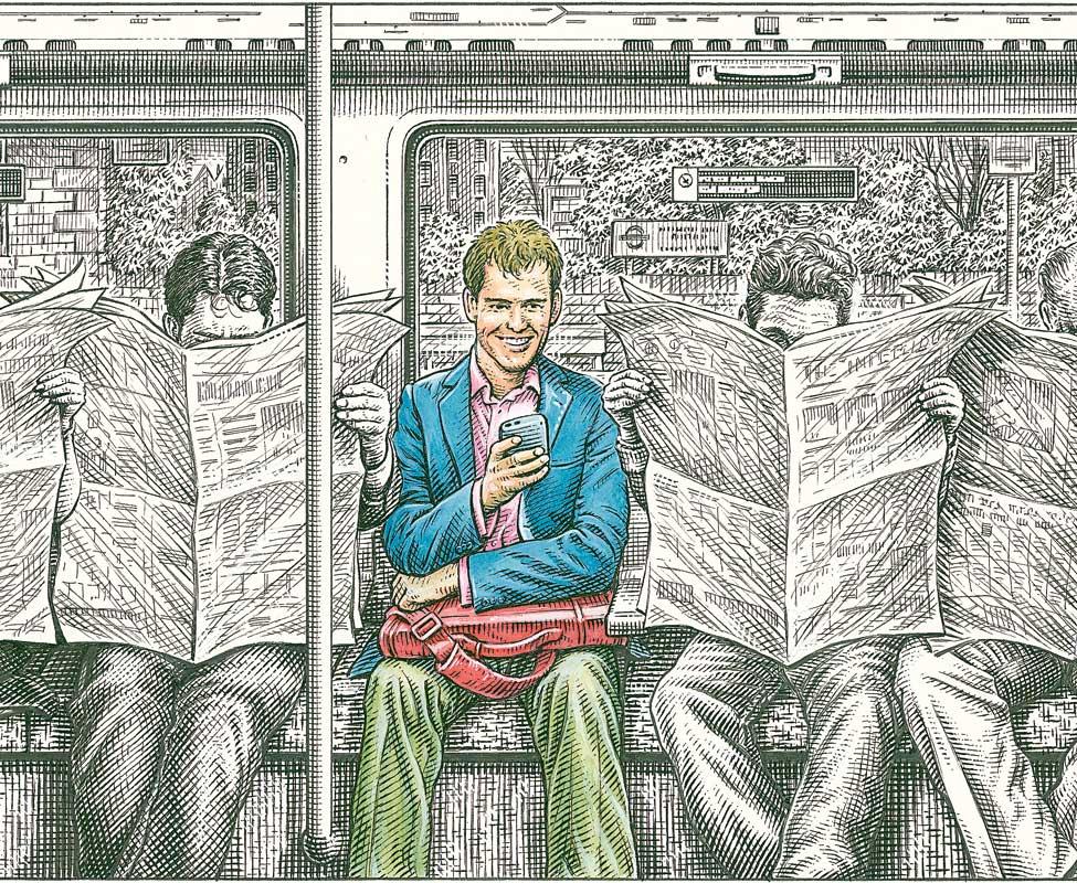newspaper-illo