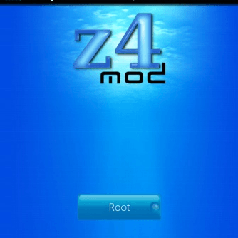 Root android mobile from without pc By Z4root