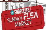 Get More Discount at Shopclues Sunday Offer Flea Market Deals April 2017