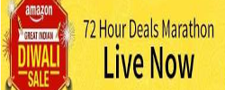 (Live) Amazon Great Indian Diwali Festival Sale -Daywise Deals Added