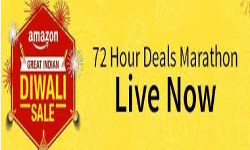 (25-28 Oct) Amazon Diwali Sale 2016 Offers Deals – Extra 15% Cashback by SBI