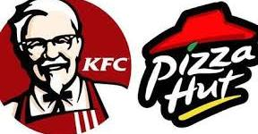 Get 25% Cashback Offer on KFC Store & Pizza Hut Store Pay by Paytm