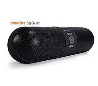 (Maha Loot) Amazon -Buy Amkette Bluetooth Speakers at ₹1399 (45% Off)