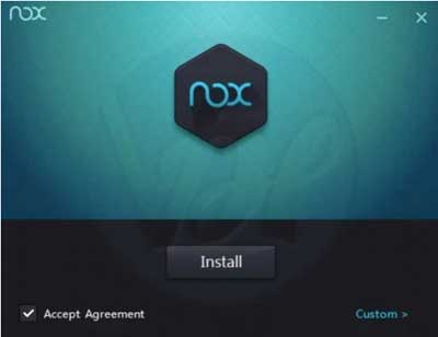 play android games on pc via Nox App Player