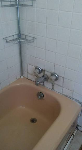 Bath yucky