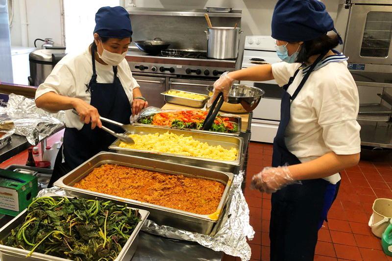 Charity Soup Kitchen