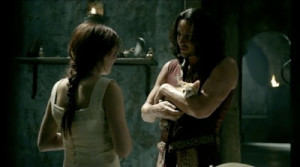 Villains vs Antagonists: A field guide - http://vlnresearch.com/villains-vs-antagonists - Darken Rahl Kitten Legend of the Seeker image