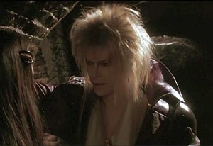 Understanding Jareth the Goblin King: How he can help us succeed in life – (Part 1) - http://vlnresearch.com/understanding-jareth-the-goblin-king-part-1 Goblin King Jareth Sarah enjoying my labyrinth image