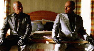 Villains vs Antagonists: A field guide - http://vlnresearch.com/villains-vs-antagonists - Salamanca cousins Breaking Bad image