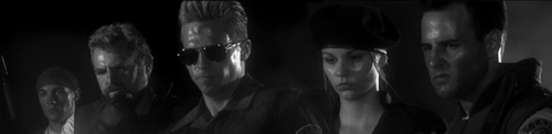 STARS Alpha Team Resident Evil Wesker Jill Chris Barry Vickers