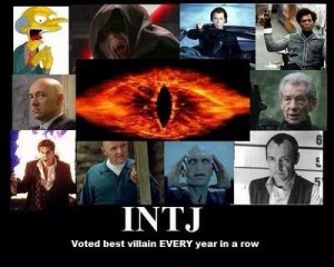 intj villains pinterest