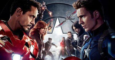 civil war captain america iron man movie