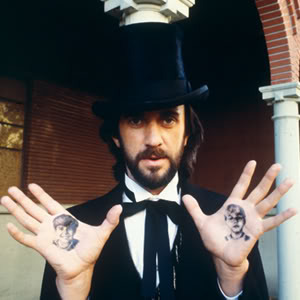 Mr Dark Something Wicked This Way Comes tattoo hands