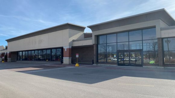 325 East Palatine Road Arlington Heights -- former Dominick's Finer Foods site at Town & Country Center
