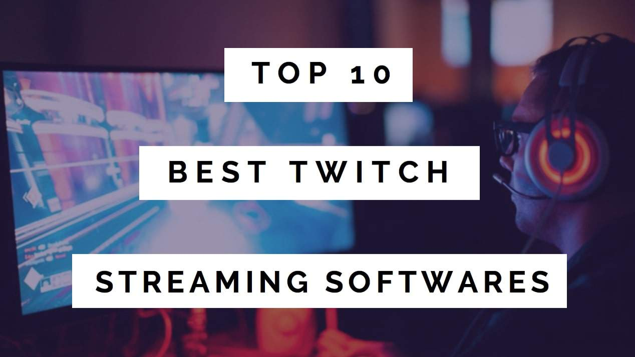 Free Streaming Software For Twitch Mac