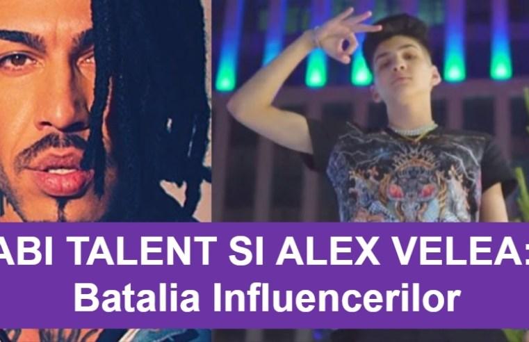 Abi Talent si Alex Velea