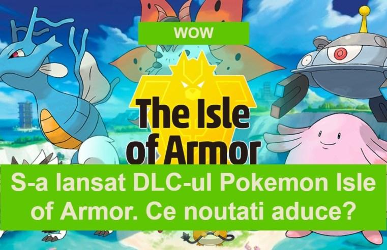Pokemon Isle of Armor