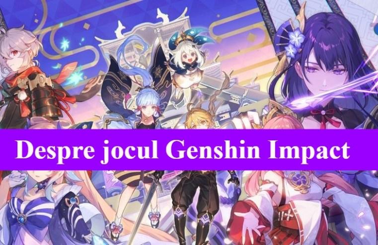 Jocul Genshin Impact