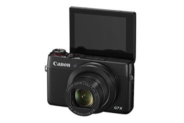 canon powershot g7 x flip screen for vlogging